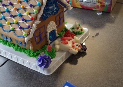 Front of Frosty's House