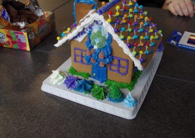 Back of Frosty's House