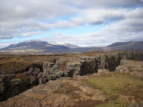 The North American Tectonic Plate