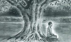 Shakyamuni_under_Bodhi_tree