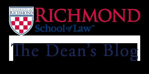The Dean's Blog