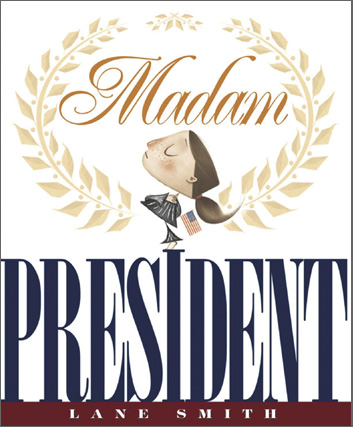 Madam President Cover