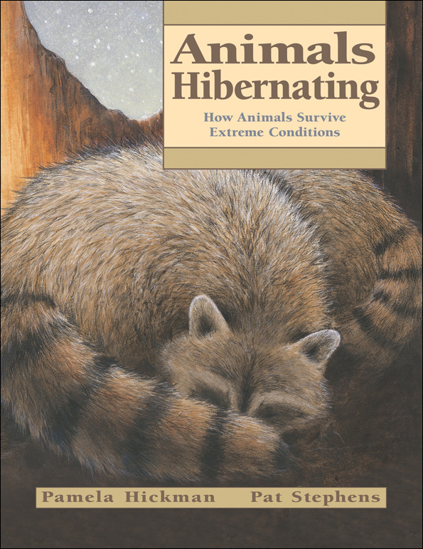 Readers will find out which animals hibernate