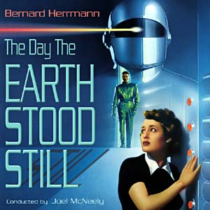 The Day The Earth Stood Still soundtrack