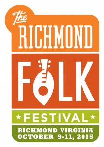 Richmond Folk Festival Logo