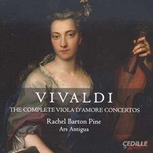 Vivaldi - Complete Viola D'Amore Concertos