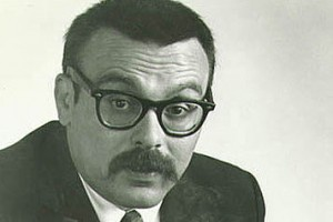 Jazz musician/composer Vince Guaraldi
