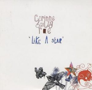 """Like A Star"" UK Single cover"