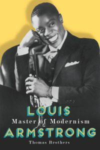 Louis Armstrong: Master of Modernism book cover