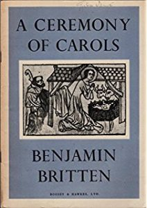 "Britten's ""A Ceremony of Carols"""