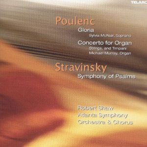 Poulenc -- Gloria