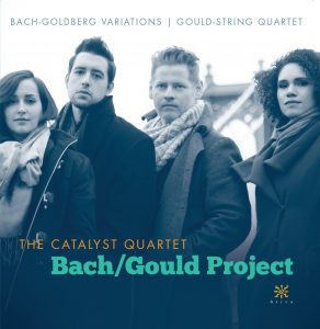 Catalyst Quartet - Bach/Gould Project