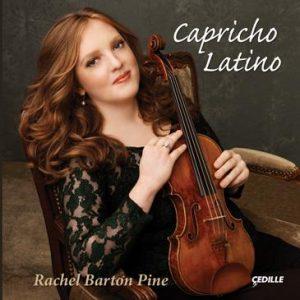 Rachel Barton Pine - Capricho Latino