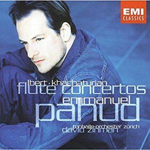 Emmanuel Pahud - Flute Concertos