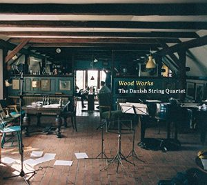 Danish String Quartet - Woodworks