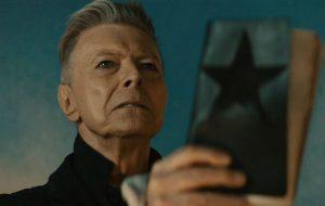 avid Bowie - Blackstar portrait