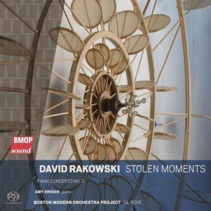 Rakowski - Stolen Moments