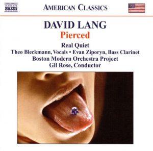 David Lang - Pierced
