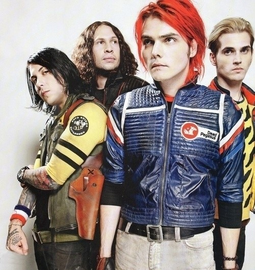 MCR Danger Days