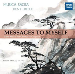 Musica Sacra - Messages to Myself