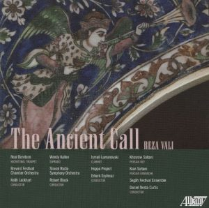 Reza Vali - The Ancient Call