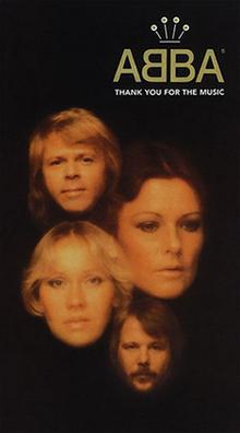 ABBA 1994 box set cover