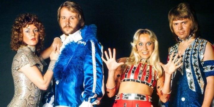 ABBA group photo