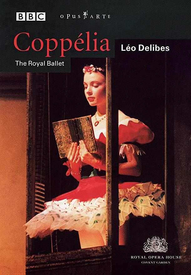 Coppelia DVD cover