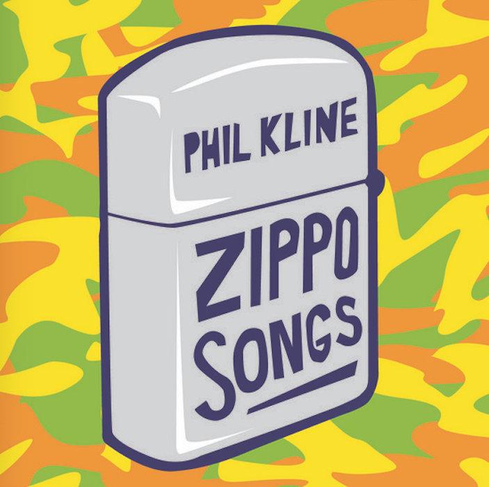 Phil Kline - Zippo Songs