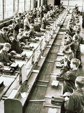 factory school