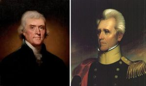 Jefferson & Jackson