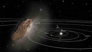 Omuamau Asteroid