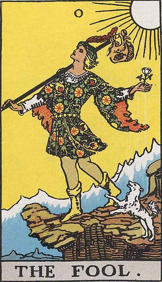 Tarot Deck Fool Card