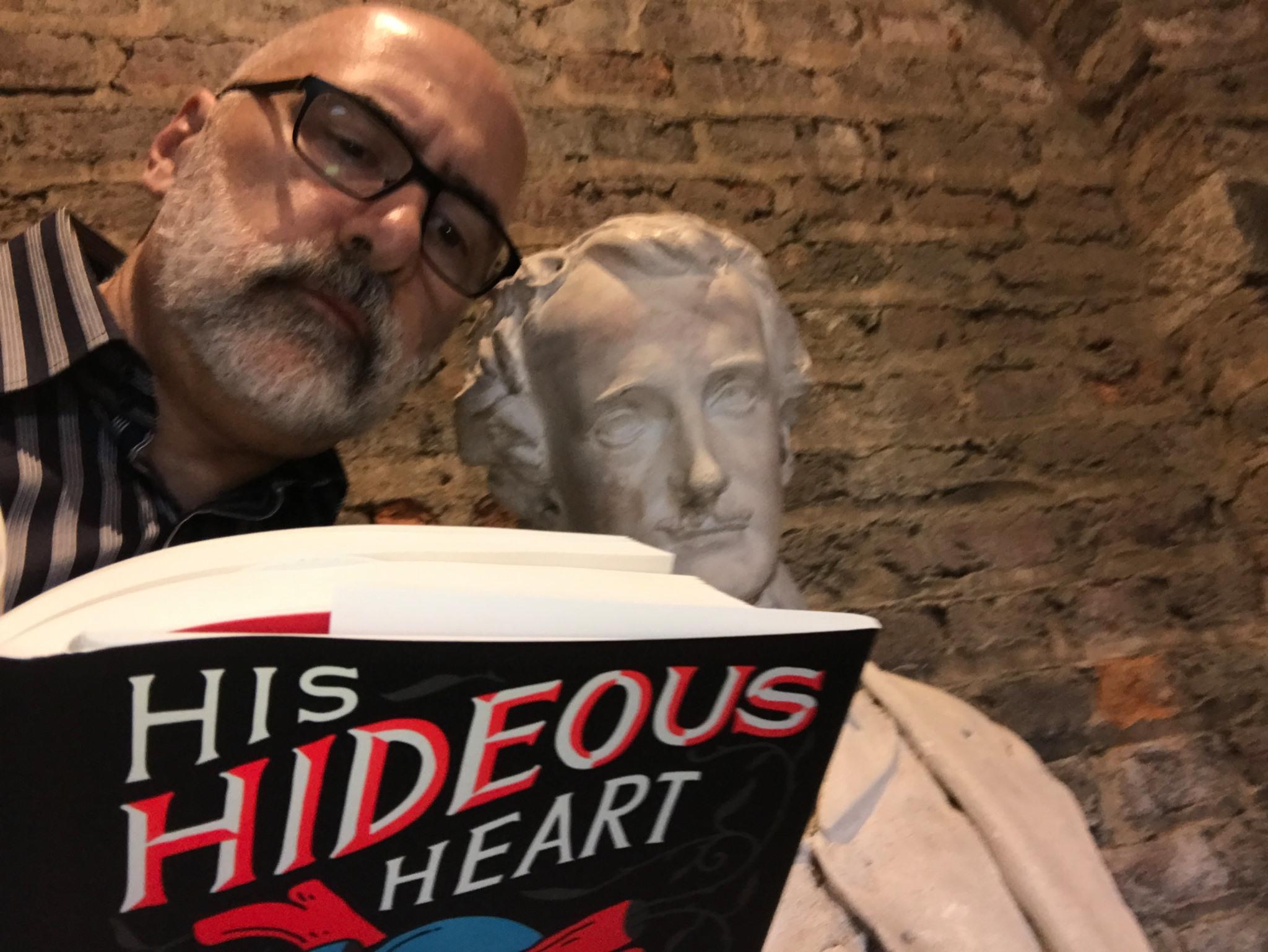 Reading Poe to Poe