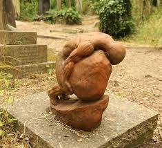 Sisyphus and boulder