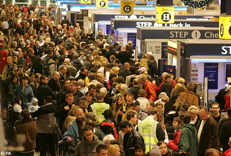 Heathrow Hell