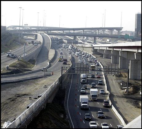 I-95 Mixing Bowl