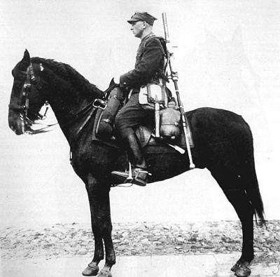 Polish Cavalryman 1938