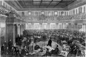 Andrew Johnson's Impeachment