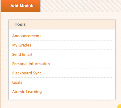 Blackboard Learn - Atomic Learning