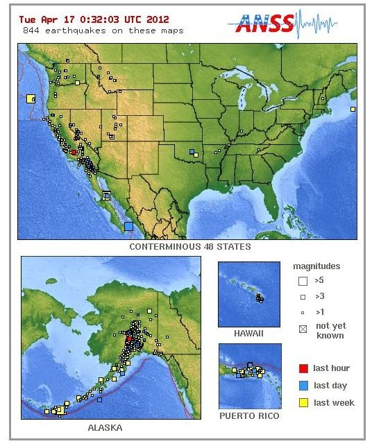 Check out the most recent earthquakes in the united states we have spent a lot of time throughout this course discussing earthquakes as they are an important consequence of the phenomenon of plate tectonics in the gumiabroncs Choice Image