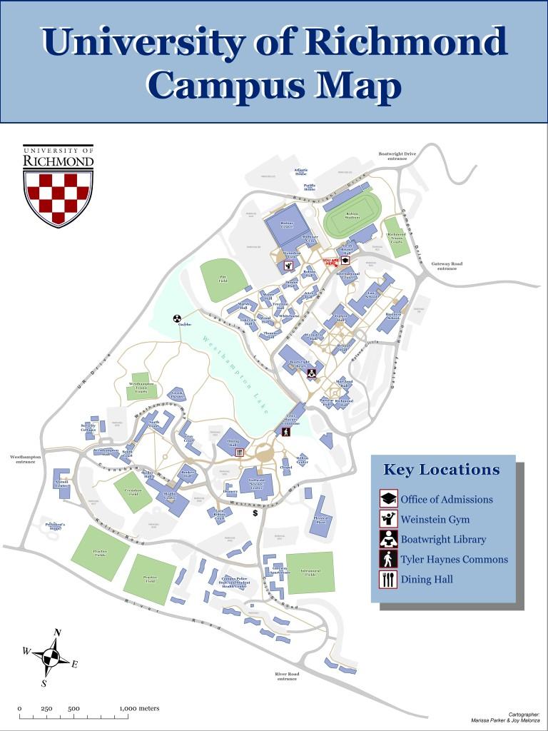 Blunder Map