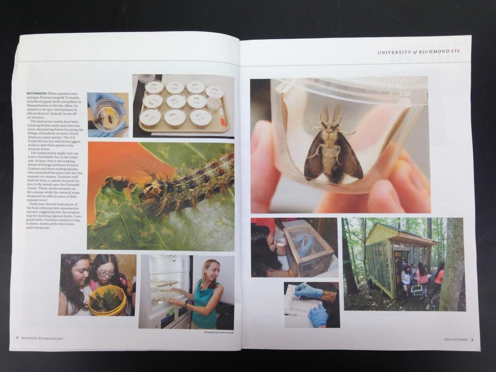 UR Magazine Autumn 2015
