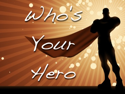 a personal definition of what a hero is Heroa look at how the definition of a hero has changed through the ages  he is  a man of action rather than thought and lives by a personal code of honour that.