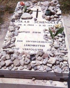 oskar schindler the unlikely hero He did not start out to become a hero, but became one through his actions.