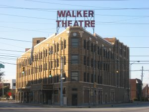 Madame CJ Walker Theater