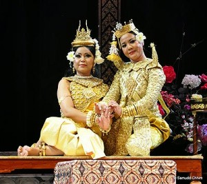 Cambodian American Heritage Dance Troupe