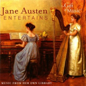 Jane Austen Entertains