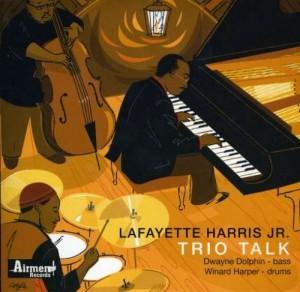 Trio Talk - Lafayette Harris, Jr.