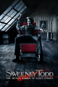 Sweeney Todd film poster